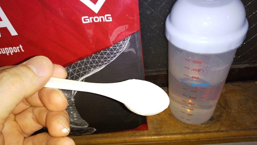 GronG BCAA 飲み方