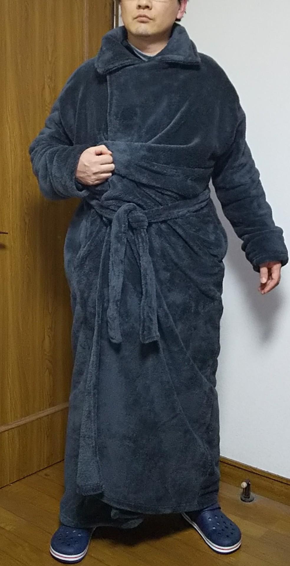 グルーニー 着る毛布 ガウベルト