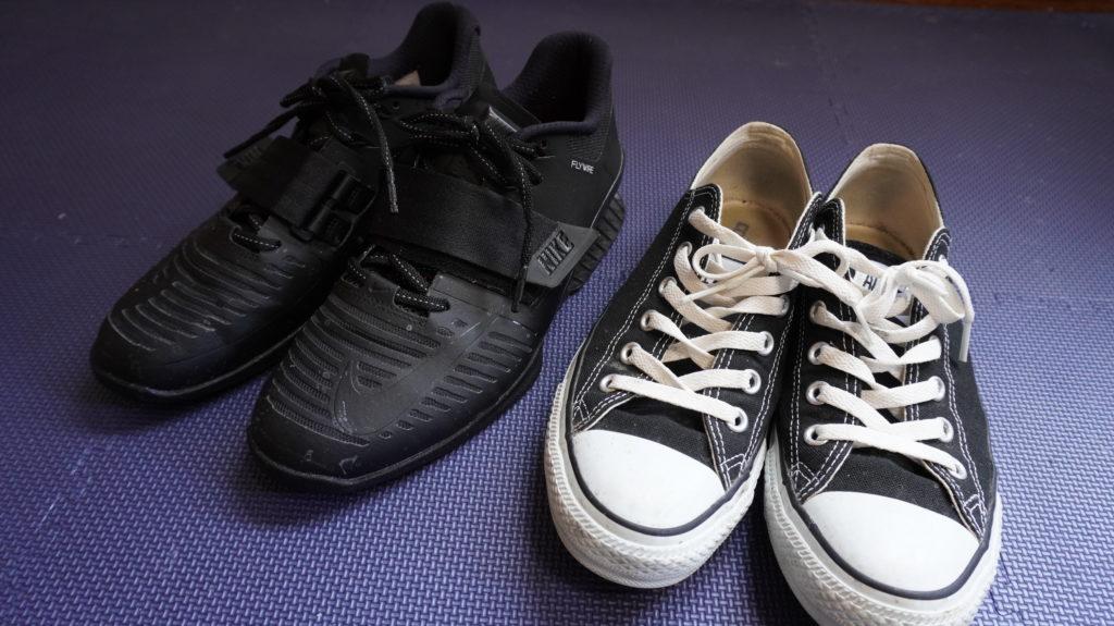 筋トレ 靴 おすすめ