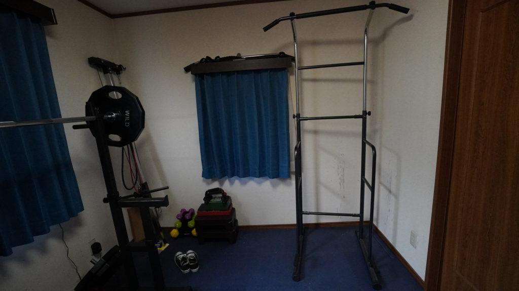 懸垂 自宅 器具